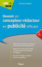 Devenir un concepteur-rédacteur en publicité efficace   Lavanant, Didier