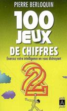 100 jeux de chiffres | Berloquin, Pierre