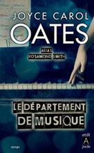 Le département de musique | Oates, Joyce Carol