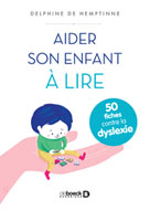 Aider son enfant à lire | de Hemptinne, Delphine