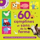 60 comptines & sons de la ferme | Guichard, Rémi