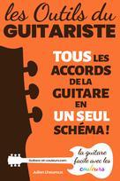 Les Outils du Guitariste. TOUS les accords de la guitare en UN SEUL schéma ! | Lheureux, Julien
