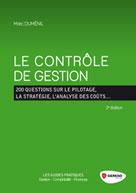 Le contrôle de gestion | Dumenil, Marc
