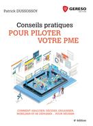 Conseils pratiques pour piloter votre PME | Dussossoy, Patrick
