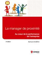 Le manager de proximité | Duséhu, Bertrand