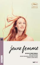 Jeune femme (scénario du film) | Serraille, Léonor