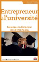 Entrepreneur à l'université | Desmazes, Jean