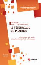Le télétravail en pratique | Billette de Villemeur, Matthieu