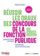 Réussir les oraux des concours de la fonction publique | Gévart, Pierre