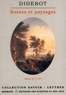 Salon de 1767 : ruines et paysages | Diderot, Denis