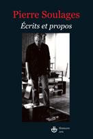Écrits et propos   Soulages, Pierre