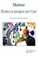 Écrits et propos sur l'art | Matisse, Henri