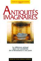 Antiquités imaginaires  | Hoffmann, Philippe