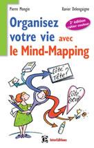 Organisez votre vie avec le mind-mapping | Mongin, Pierre