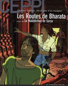Stéphane Clément, chroniques d'un voyageur T4 : Les Routes de Bharata - La Malédiction de Surya   Ceppi, Daniel