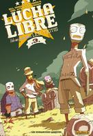 Lucha Libre T3 : Hele Mei Kookiwakiwa | Frissen, Jerry