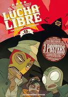 Lucha Libre T8 : Pop-Culture mythologique | Frissen, Jerry