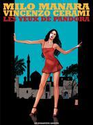 Les Yeux de Pandora   Cerami, Vincenzo