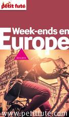 Week-end en Europe 2013-2014 Petit Futé (avec cartes, photos + avis des lecteurs) | Auzias, Dominique