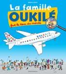 La famille Oukilé fait le tour du monde | Veillon, Béatrice