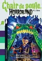 Chair de poule Horrorland Tome 1 Monsieur Méchant-Garçon ! | Stine, Robert Lawrence