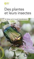 Des plantes et leurs insectes | Didier, Bruno