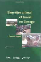 Bien-être animal et travail en élevage | Porcher, Jocelyne
