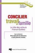 Concilier travail et famille  | Barrère-Maurisson, Marie-Agnès