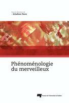 Phénoménologie du merveilleux | Pierre, Schallum