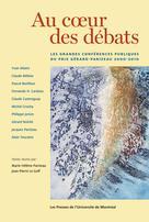 Au coeur des débats | Parizeau, Marie-Hélène