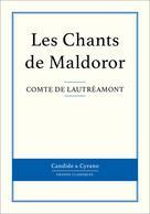 Les Chants de Maldoror   De Lautréamont, Comte