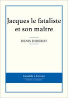 Jacques le fataliste et son maître | Diderot, Denis