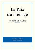 La Paix du ménage | Balzac, Honoré De
