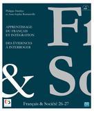 Apprentissage du français et Intégration. Des évidences à interroger | Collectif