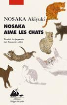 Nosaka aime les chats | Nosaka, Akiyuki