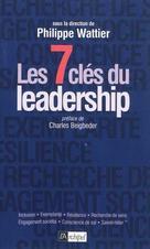 Les sept clés du leadership   Wattier, Philippe