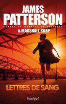 Lettres de sang | Patterson, James
