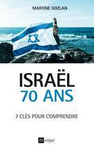 Israël, 70 ans | Gozlan, Martine