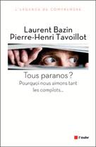 Tous paranos ? | Tavoillot, Pierre-Henri