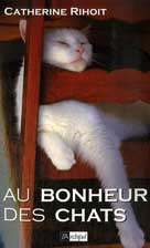 Au bonheur des chats | Rihoit, Catherine
