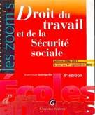 Droit du travail et de la sécurité sociale | Grandguillot, Dominique