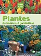 Plantes de balcons & jardinières | Collectif,