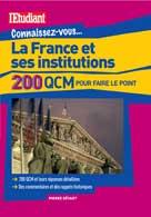 La France et ses institutions en 200 QCM pour faire le point | Gévart, Pierre