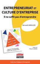 Entrepreneuriat et culture d'entreprise   Largillier, Bernard