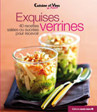 Exquises verrines  | Éditions Marie Claire,