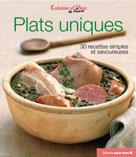 Plats uniques  | Éditions Marie Claire,
