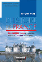 Retour vers l'histoire de France   Guédon, Jean-François