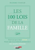 Les 100 lois de la famille | Templar, Richard