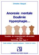 Anoréxie mentale, boulimie, hyperphagie… Comment y faire face   Staquet, Christine