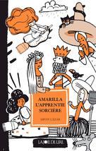 Amarilla l'apprentie sorcière   Lazar, Ervin